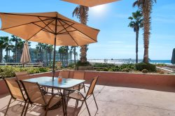 IBClub 104 - Enjoy Large Patio of this 2 Bedroom with Southwest View of Ocean