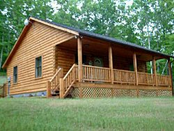 BR Little Al Log Cabin
