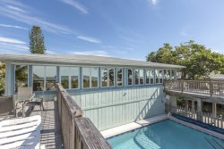 Heron Duplex North with Amazing Views of the Gulf and Heated Pool