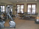 Clubhouse, Fitness Room