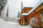 Winter Beauty at La Casa Montana, Great Spot for Your Ski Vacation