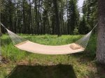 Nothing More Relaxing Than A Hammock with Forest Views