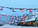 Charming Town of Whitefish, Beautiful in Any Season, Just a Short Drive from Irene`s