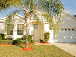 4bed/3bath Right Beside Disney World