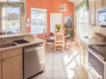 Dining Room with Custom Native American Furniture and Decor