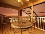 Watch the Disney Fireworks From the Master Bedroom Private Balcony