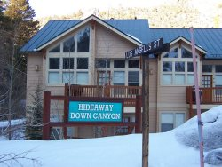 #103, Great unit views of Carson Peak, upgrades, sleeps 8, 1 car garage. next to Carson Peak Restaurtant
