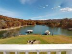 Cove Point Getaway - Romantic View of Norris Lake in Maynardville Tennessee
