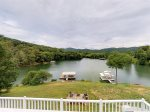 Beautiful Lakefront Vacation Rental - Cove Point Getaway- Tennessee, Norris Lake