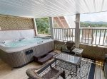 Cove Point Getaway - Hot Tub for 6 Overlooking Norris Lake