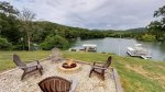 Cove Point Getaway - Firepit Overlooking Norris Lake - Chairs - Firewood - Included