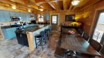 Elk Lodge Kitchen/dining