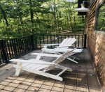 The Ascent - Deck w/Chairs to Relax and Enjoy Nature-view wildlife