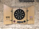 The Ascent-Play your favorite game of 301 or Cricket on the dartboard