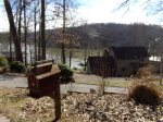 Enjoy your private covered dock on Norris Lake at Lakeside Dixie Dream
