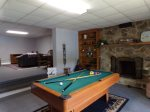 Lakeside Dixie Dream has a game room with pool table