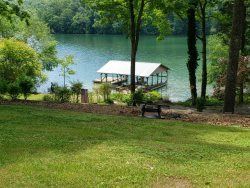 Lakeside Dixie Dream- Norris Lake Rental w/Private Covered Dock Min. from I75