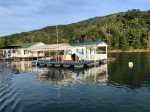 The patriot- Enjoy Norris Lake in a Floating House bring your own boat