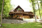 Heaven Sent -Norris Lake Vacation Cabin Rental -Private Dock- Endless Entertainment