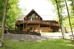 Heaven Sent -Norris Lake Vacation Cabin Rental -Private Dock- Endless Entertainment