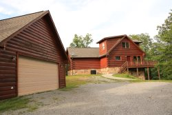 The View is a cozy lakeview cabin rental with an open floor plan perfect for entertaining friends.