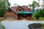 Vista Lael Lodge-Luxury Chalet Secluded Above Norris Lake