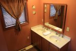 Summer Breeze master bath