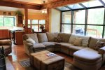Summer Breeze family room