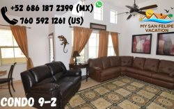 Two Bedroom Pool Side Stunner Golf Pass Included