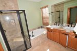 El Dorado Ranch San Felipe Beach rental home - Master bathroom