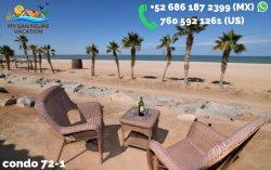 Beachfront San Felipe Villa 721