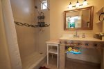 La Hacienda San Felipe Vacation rental unit 17 - dining counter for 3