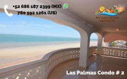 Incredible Beach front Las Palmas Condo # 2