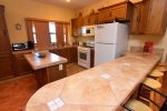 El Dorado Ranch Rental - kitchen breakfast counter