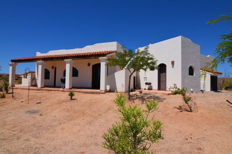 2BR San Felipe rental house in the tranquil El Dorado Ranch ... Ranch House Plans Sq Ft Br on