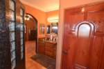 San Felipe Dorado Mountain side Casa Fiesta Bathroom Shower