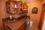 San Felipe Dorado Mountain side Casa Fiesta Casita Kitchen