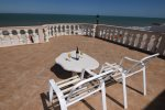 Jerry`s San Felipe beach club house - large roof top entertainment area