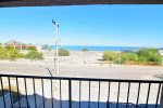 San Felipe Playa del Paraiso Loretos Apt. 3 balcony beach view