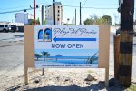 San Felipe Playa del Paraiso Loretos Apt. 3 community entrance sign