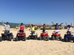 San Felipe Playa del Paraiso Loretos Apt. 3 atv fun on the beach