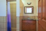 villa las palmas luis condo 2 dinning table kitchen view