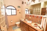 El Dorado Ranch casa Zur Heide - second full bathroom