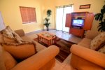 Casa Sherwood El Dorado Ranch San Felipe Vacation Rental House -  Couch
