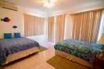 casa matas third bed room two matrimonial beds