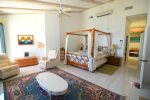 Casa Matas San Felipe rental home - fourth bedroom king size with wide living area