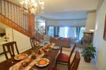 Casa Matas San Felipe rental home -  first dinning table for four