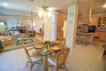 Casa Matas San Felipe rental home - second dinning table for four