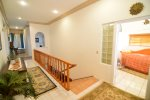 Casa Matas San Felipe rental home - first bedroom entrance