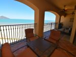 Playa del Paraiso Resort San Felipe Balcony amazing view